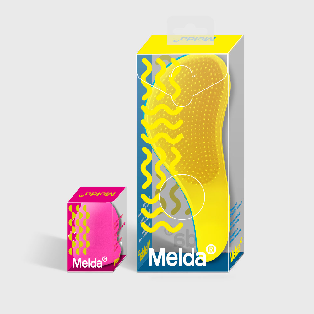 Melda Hairbrushes