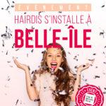 Hairdis Belle-Île en Liège