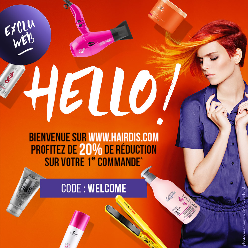 Welcome to Hairdis.com