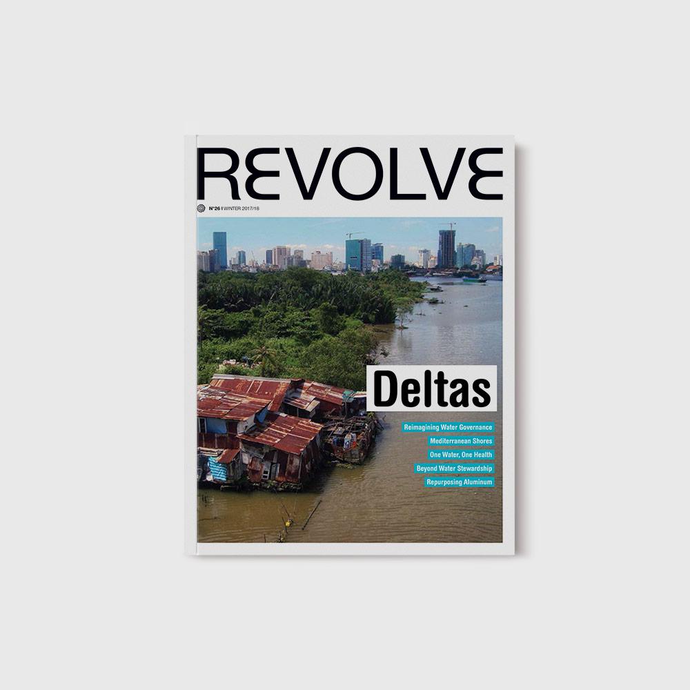REVOLVE #26 – Deltas