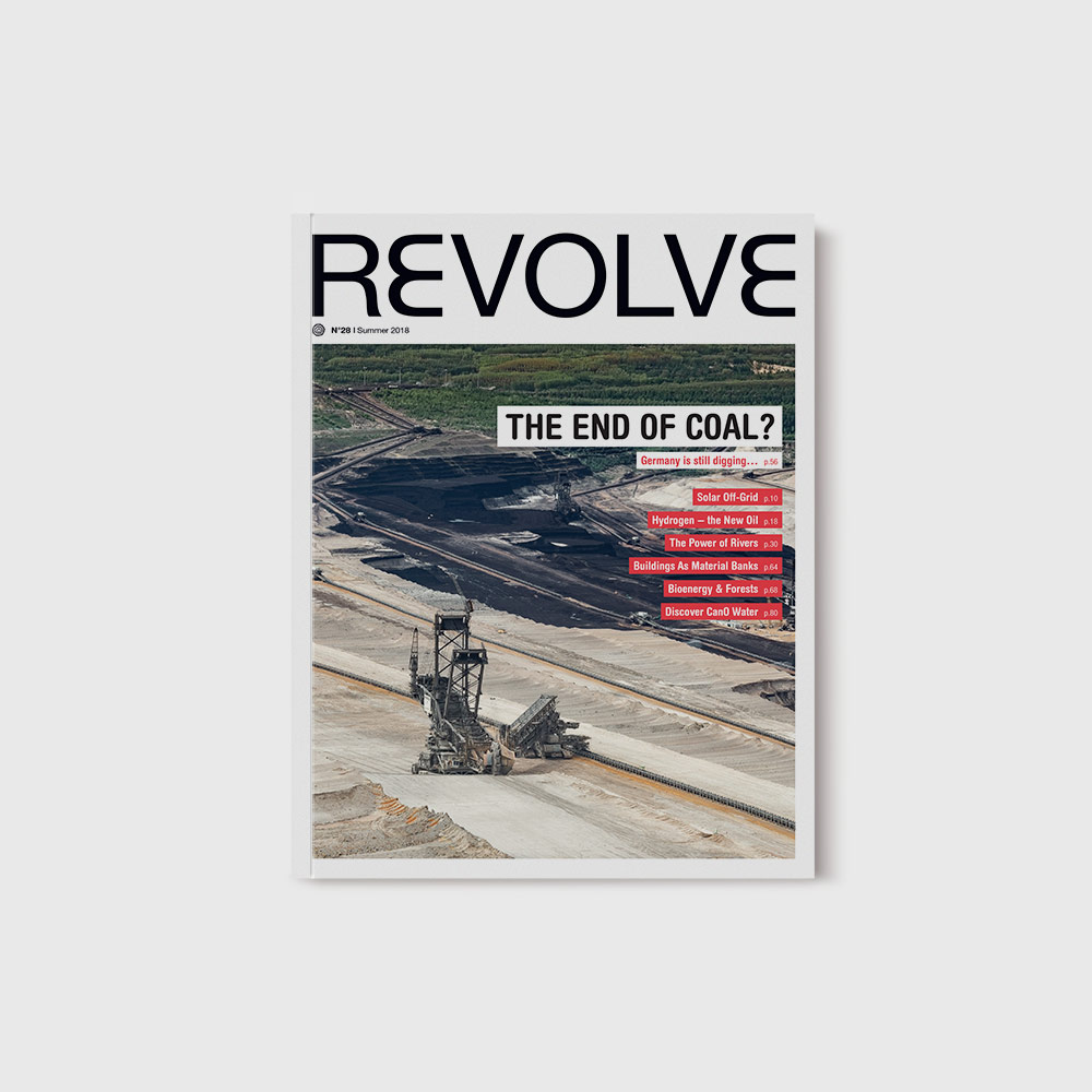 REVOLVE #28 – The End of Coal?